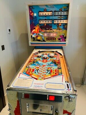 Fast Draw - By Gottlieb- 1975 cassic Game • 1,550£