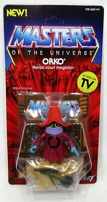 $24.99 • Buy Super 7 He-Man Masters Of The Universe Orko Figure New Sealed