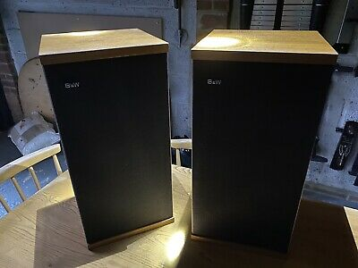 B&W Mint Condition DM/4 Pair Of Speakers  • 199£