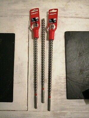 Hilti Sds 12mm X 300mm Drill Bits (3 Of)  • 8.50£
