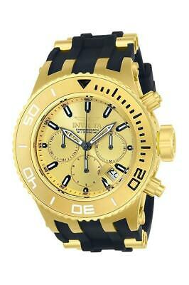 Invicta Subaqua Specialty 22365 Men's Round Chronograph Day Date Silicone Watch • 28.53£
