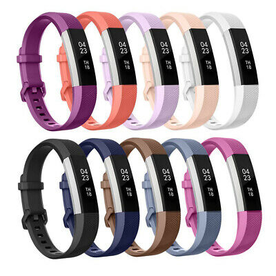 $ CDN3.02 • Buy Wristband Band Replacement Silicone TPU Bracelet Sport Wrist For Fitbit Alta HR