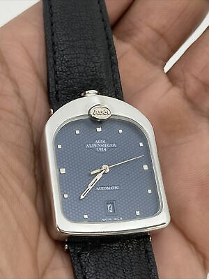"""$ CDN213.33 • Buy Vintage Rare """"Audi Alpensieger """"1914 Limited Edition Automatic Watch, WORKING👀"""