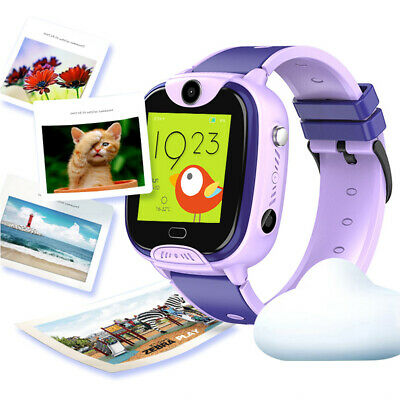 AU67.99 • Buy Kids Smart Watch Video Call WIFI 4G Full Netcom With SOS Button Android IOS