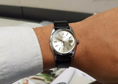 $ CDN4753.23 • Buy Vintage Genuine Rolex Oyster Date Watch. 34mm