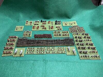 6mm Well Painted Pyrrhic / Late Macedonian Army • 50£