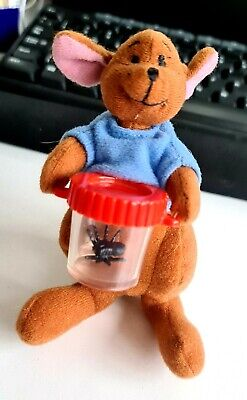 McDonald's Happy Meal Toy 2000 Winnie The Pooh - Roo With Bug • 6.99£