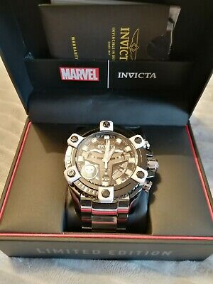 View Details Invicta Mens Watch Grand Arsenal • 122.00£