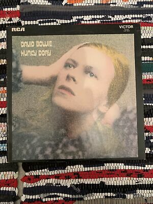 David Bowie Hunky Dory LP 1971 Early Pressing • 10£