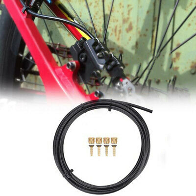 Tubing Set Pipe MTB For Tektro Mountain Bicycle Replacement Hydraulic Disc • 11.54£