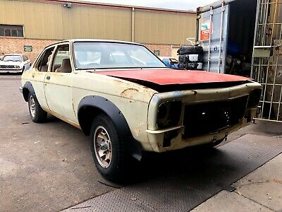AU14300 • Buy 1976 Holden LX Torana Charmois Sedan # Amazing SLR Project LH SS Hq 308 355