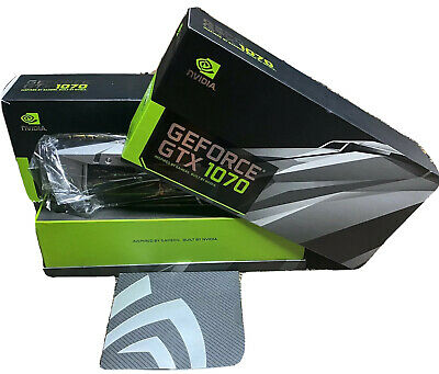 $ CDN584.48 • Buy NVIDIA GeForce GTX 1070 Founders Edition 8GB GDDR5 Graphics Card -...
