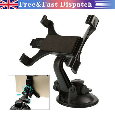 £9.19 • Buy 360 Rotate Car Suction Mount Holder For 7  To 11  Tablet IPad Samsung Windscreen