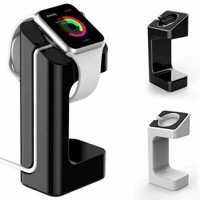 $ CDN9.48 • Buy For Apple Watch Series 6 5 4 Charger Stand Holder Charging Dock IWatch 38/42mm