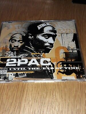 2 Pac CD Single Until The End Of Time • 1.50£