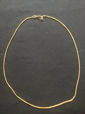 AU110 • Buy 9k Gold Wheat Link Chain With Heart Necklace