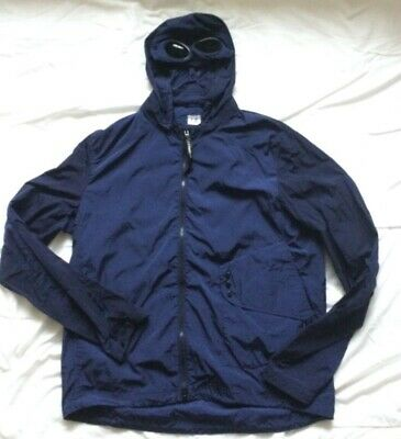 CP Company Goggle Navy Overshirt Jacket Size XL New £395 RRP • 129£