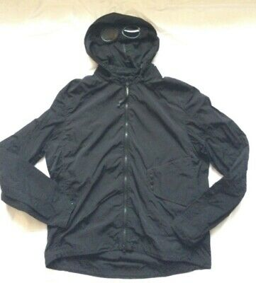 CP Company Goggle Black Overshirt Jacket Size XL New £395 RRP • 99£