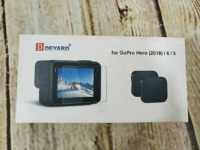$ CDN7.86 • Buy Deyard Screen Protectors For GoPro Hero 7 Quantity 2 Lens Cover