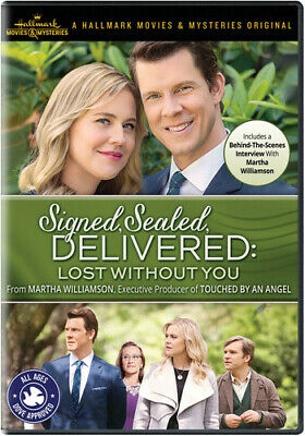 AU16.10 • Buy Signed, Sealed, Delivered: Lost Without You [New DVD]