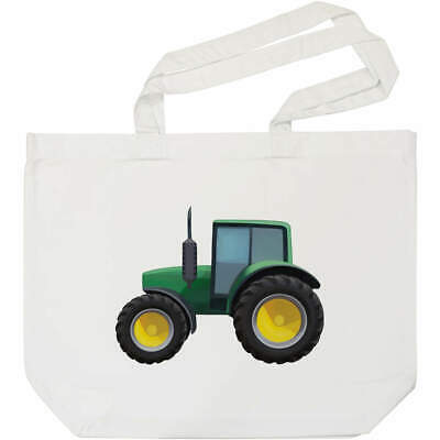 AU28.99 • Buy 'Tractor' Cotton Shopper Tote Bags (BG023855)