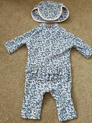M&s Baby Uv Suit 3-6months • 2.50£