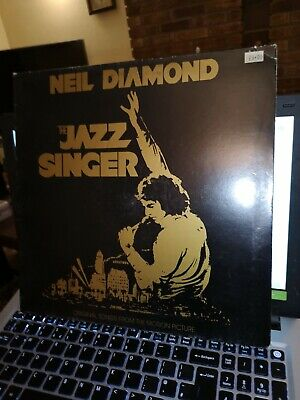 Neil Diamond The Jazz Singer 12 Inch Vinyl Lp Record • 10.50£