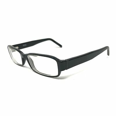 Hugo Boss 11 Prescription Glasses Frames Black Full Rim Eyeglasses Spectacles • 18.95£