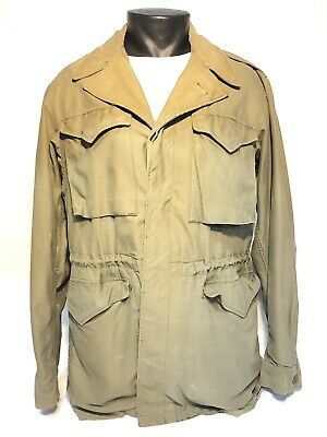 $119.95 • Buy Us Military Wwii M1943 Field Jacket Coat 38xl Cold Weather Winter Army Air Corps