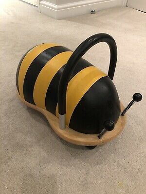 Bee Wheely Bug Ride On Toy 1+ Years • 7.80£