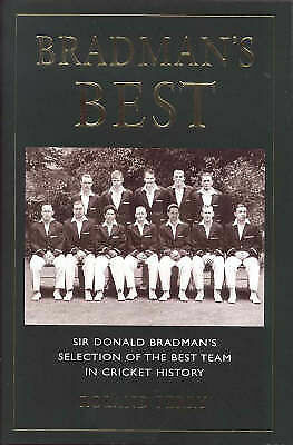 AU17.90 • Buy Bradman's Best By Roland Perry - Hardcover SAVE 25% Bulk Book Discount