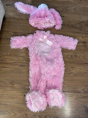 Baby Girl Easter Bunny Outfit • 3.50£