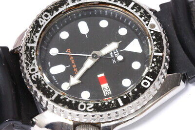 $ CDN205.46 • Buy Seiko Diver 7s26-0020 Automatic Diver Watch For Repairs Or For Parts    -11318
