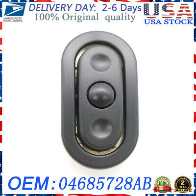 $17.99 • Buy For DODGE RAM CHRYSLER JEEP RIGHT Volume Remote Control Steering Wheel Switch