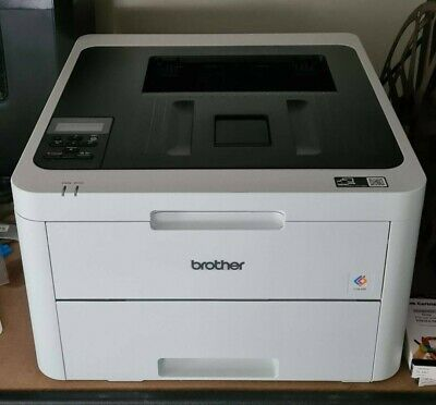 AU250 • Buy Brother HL-L3230CDW Colour Wireless LED Laser Printer With Auto Duplexer