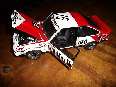 AU300 • Buy 1:18 JOHN HARVEY/CHARLIE O'BRIEN 1978 BATHURST A9X TORANA, AUTOart