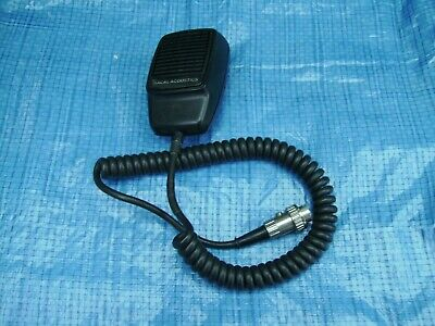 Military Radio Racal Microphone • 5£