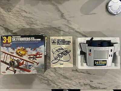 Tomytronic 3d Skyfighters • 21£