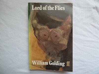 Lord Of The Flies By William Golding (Paperback, 1982) • 1.40£