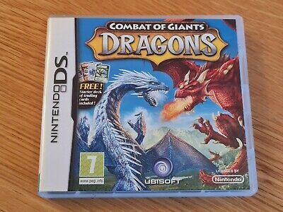 Combat Of Giants Dragons - Ds - Very Good Condition • 1.50£