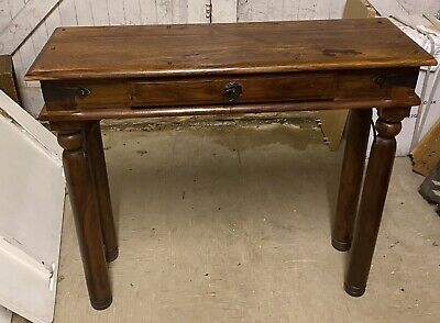 Hall Console Table With Drawer • 15£
