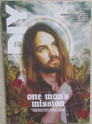 Tame Impala – Kevin Parker – DIY Magazine – February 2020 • 5£
