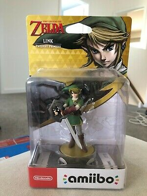 AU90 • Buy Link Twilight Princess Amiibo - Zelda Breath Of The Wild - AUS - Brand New