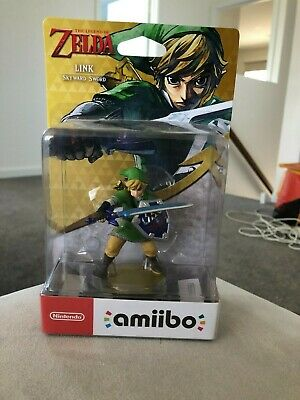 AU90 • Buy Link Skyward Sword Amiibo - Zelda Breath Of The Wild - AUS - Brand New
