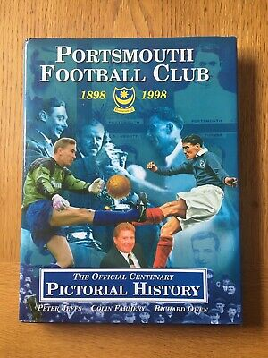 £80 • Buy Portsmouth Fc Official Centenery Book Signed By Alan Ball And Others