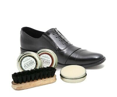 £2.99 • Buy Multi Leather Shoe Polish Brush Boot Shine Wax Cleaner Shoe Care Repair Protect