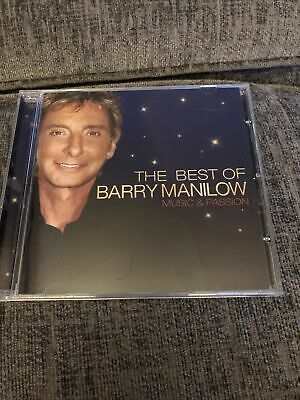 Barry Manilow The Best Of CD • 0.78£