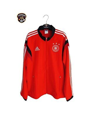 PERFECT Germany Presentation Football Track Top Jacket 2014 (L) Adidas Jacke • 34.99£