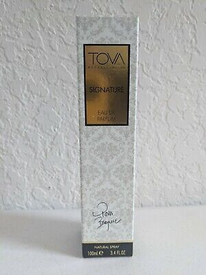 £92.28 • Buy Tova Beverly Hills Signature EAU DE PARFUM Natural Spray  3.4 Oz NEW Sealed Box