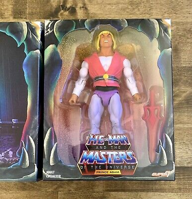 $15.50 • Buy 2018 SDCC Super 7 Masters Of The Universe Classics MOTUC Laughing PRINCE ADAM